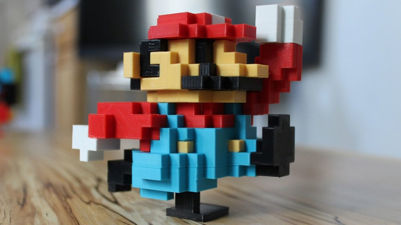 Mario 3D Print: 15+ Great 3D Models for Nintendo Fans | All3DP