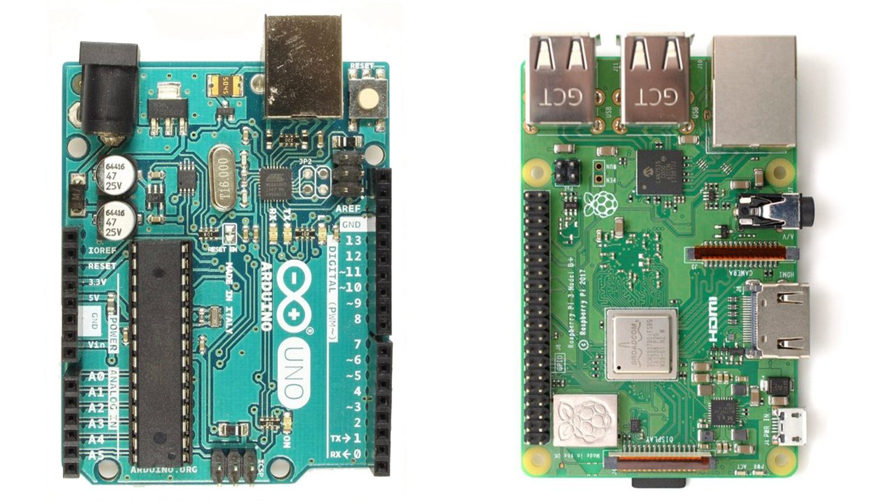 Arduino vs Raspberry Pi: The Differences | All3DP