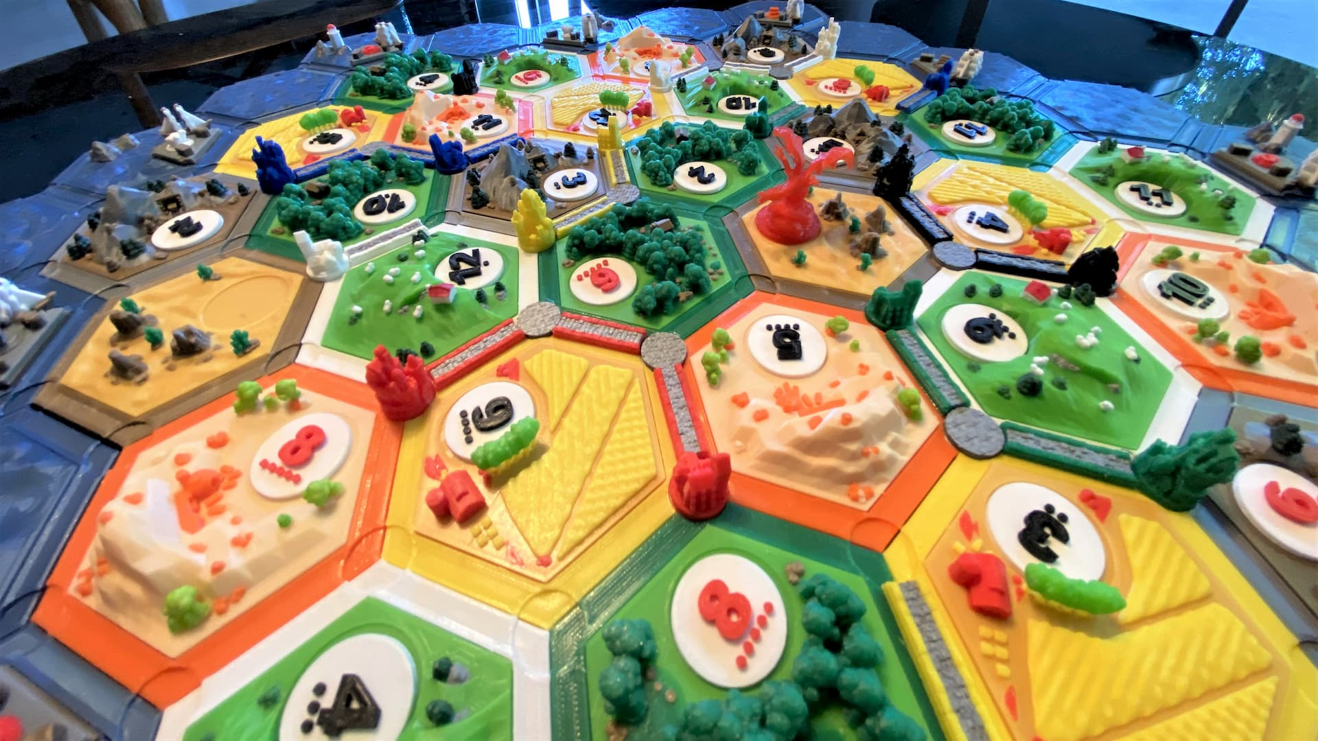 Catan 3D Prints: 25 Great 3D Models for Settlers of Catan | All3DP