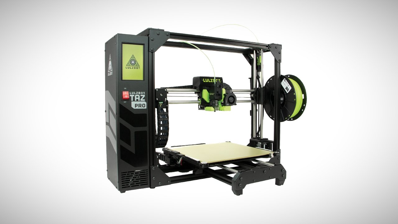 Lulzbot Taz Pro S: Specs, Price, Release & Reviews | All3DP