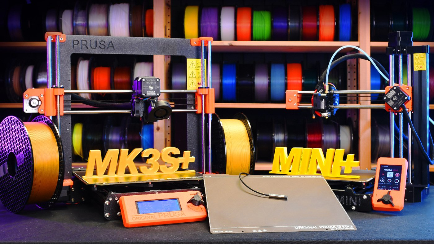 Original Prusa i3 MK3S+: Price, Specs, Release & Reviews | All3DP
