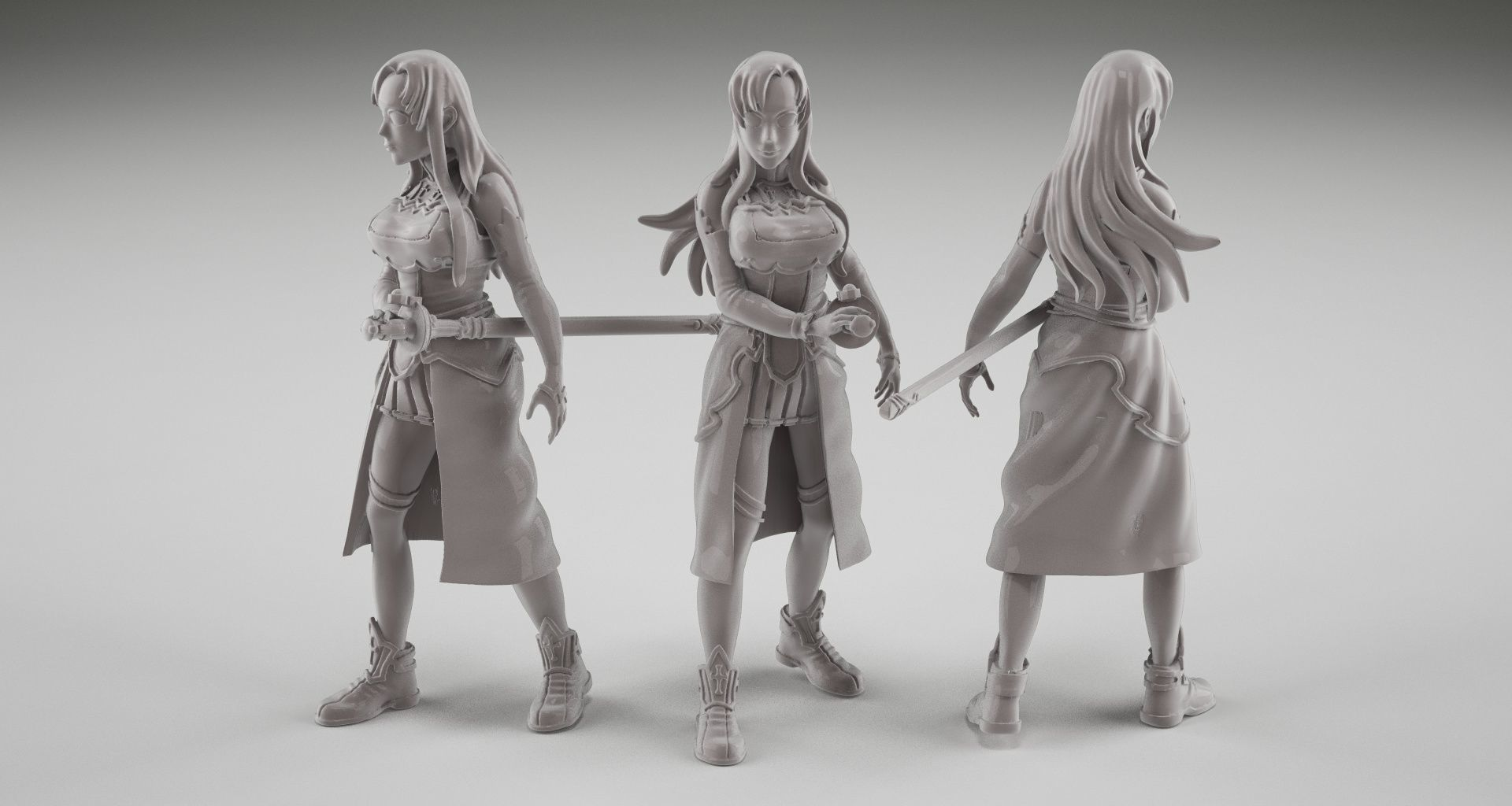Anime 3D Print: 10 Best Sources for Anime Figurines | All3DP