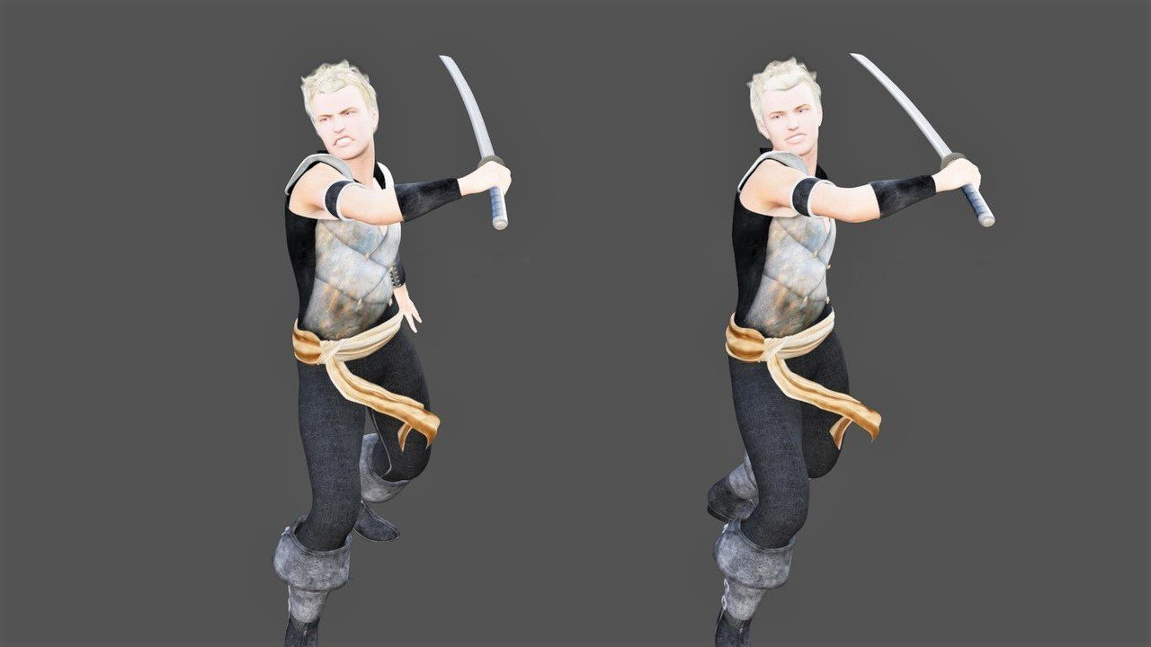 Daz to Blender: Import Characters from Daz in Blender   All3DP
