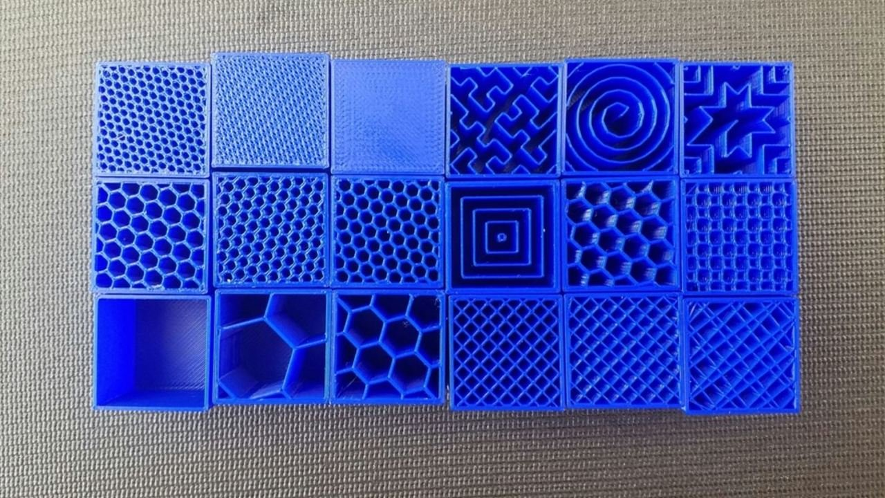 3D Printing Infill: The Basics – Simply Explained | All3DP