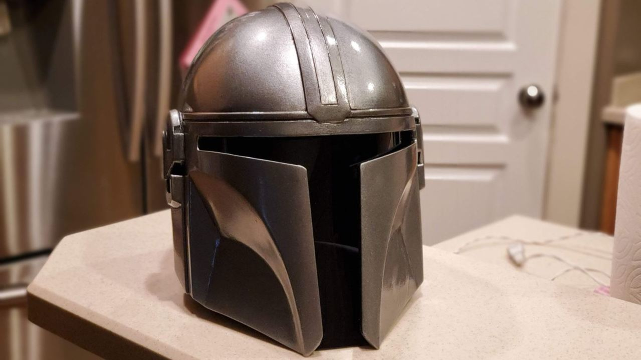 3D Printed Mandalorian Helmet: 10 Most Epic 3D Models | All3DP