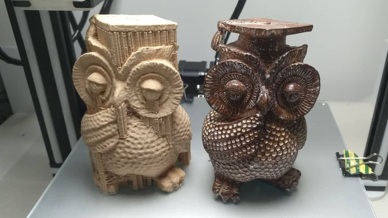 3D Printed Owl: 10 Coohool Models to 3D Print | All3DP