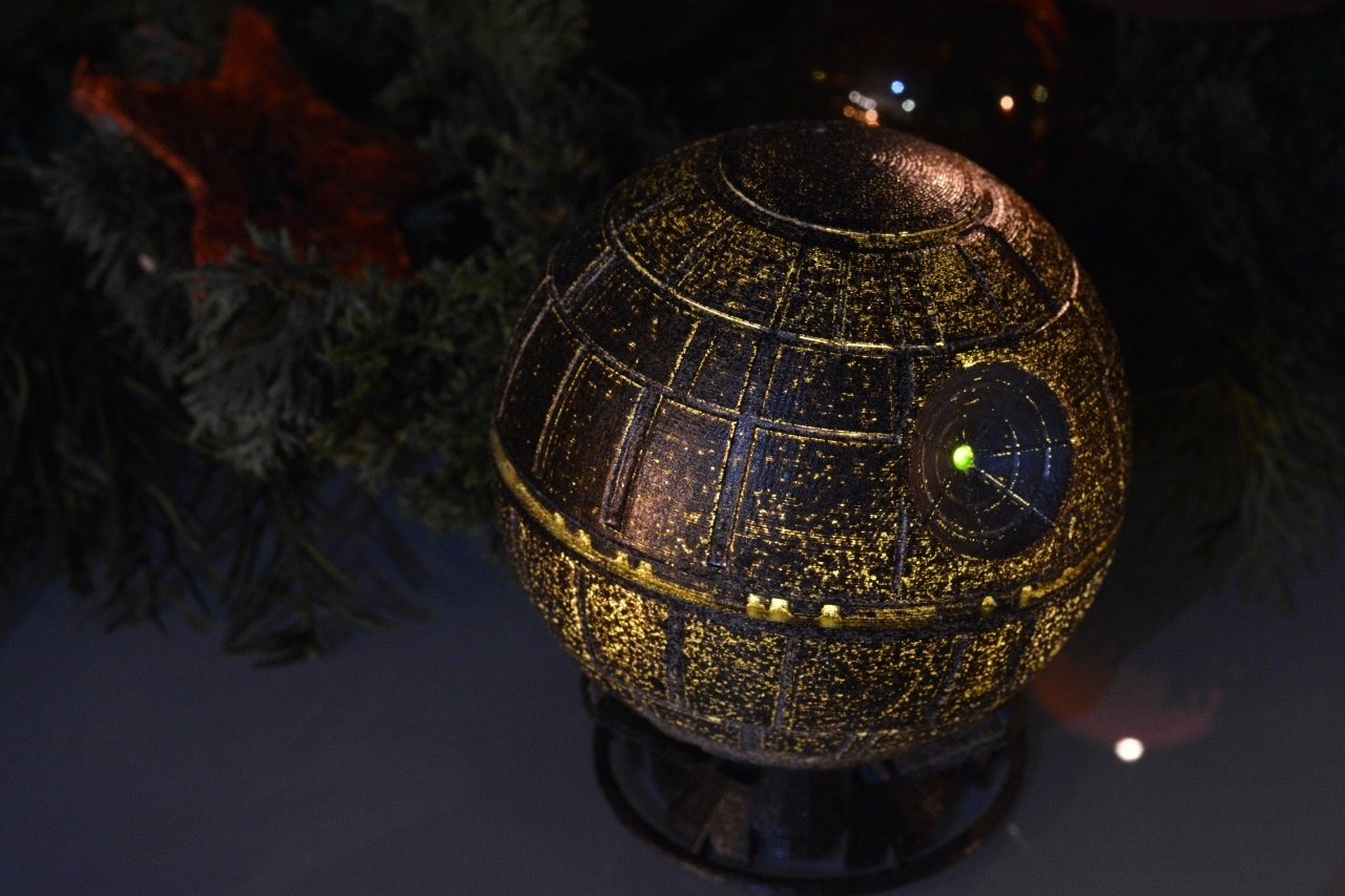 10 Great Last-Minute 3D Printed Christmas Gifts   All3DP