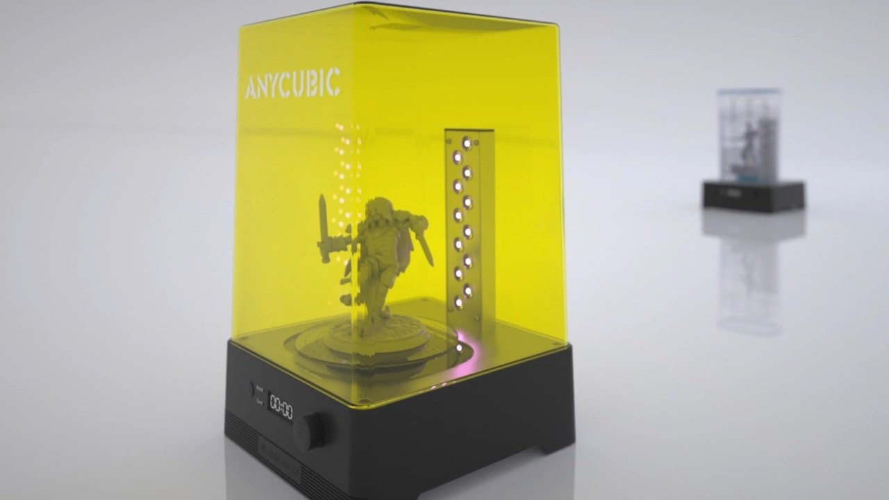 Anycubic Wash & Cure: Review the Specs | All3DP