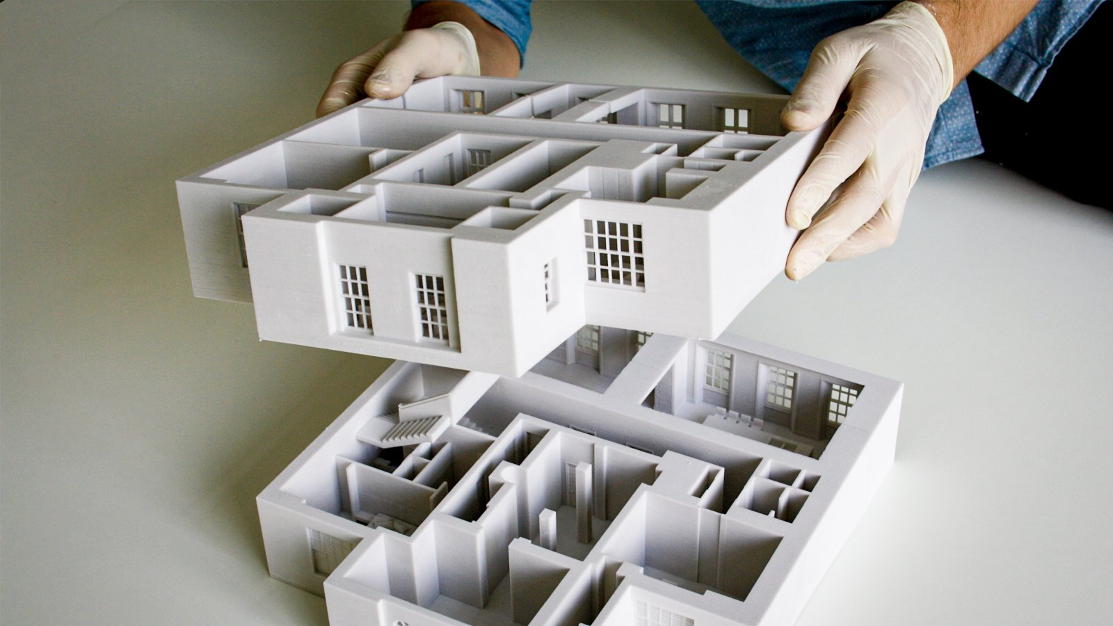 How to Make a 3D Printed Architecture Model | All3DP Pro
