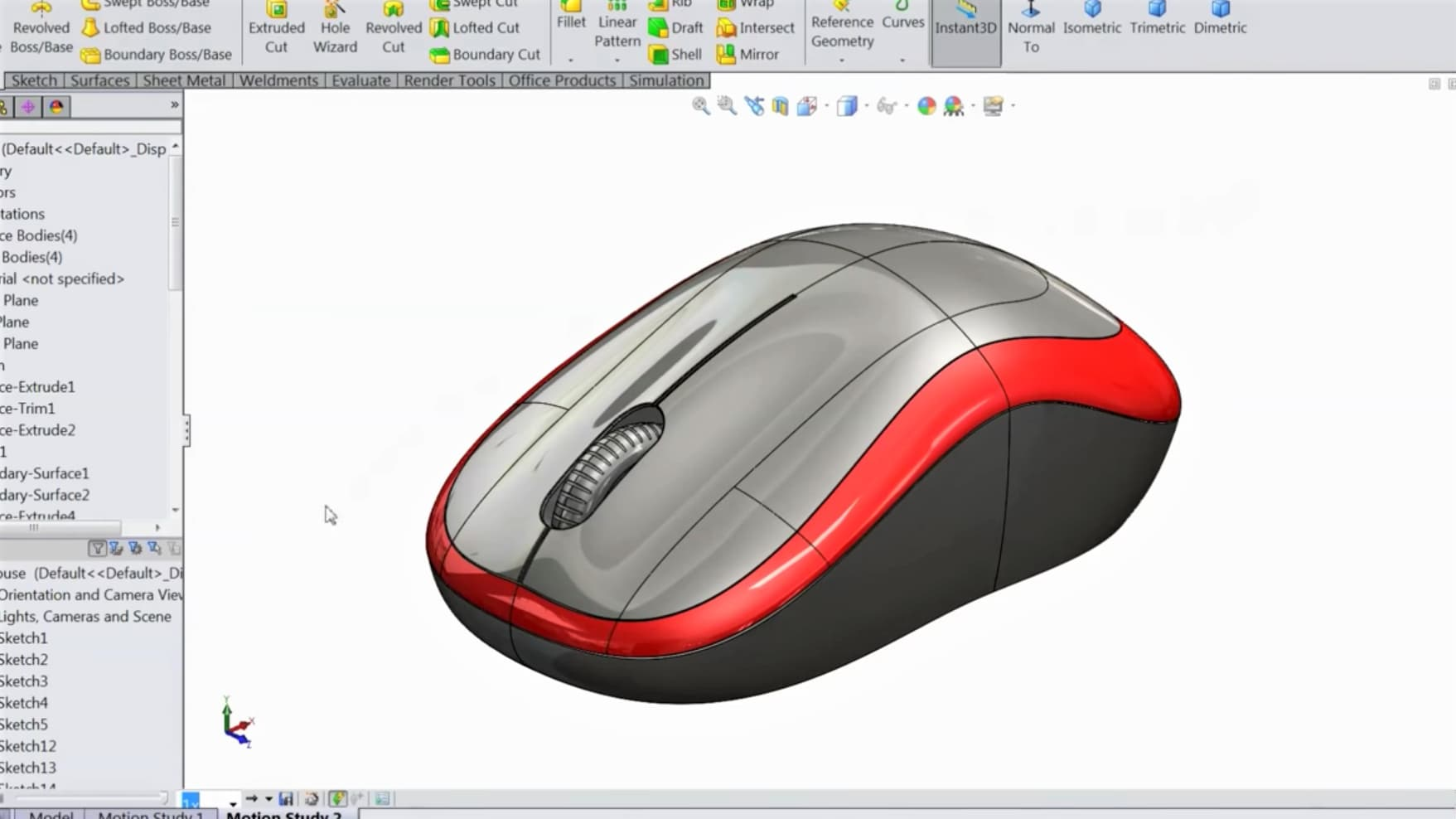 SolidWorks Surface Modeling: How to Get Started | All3DP Pro