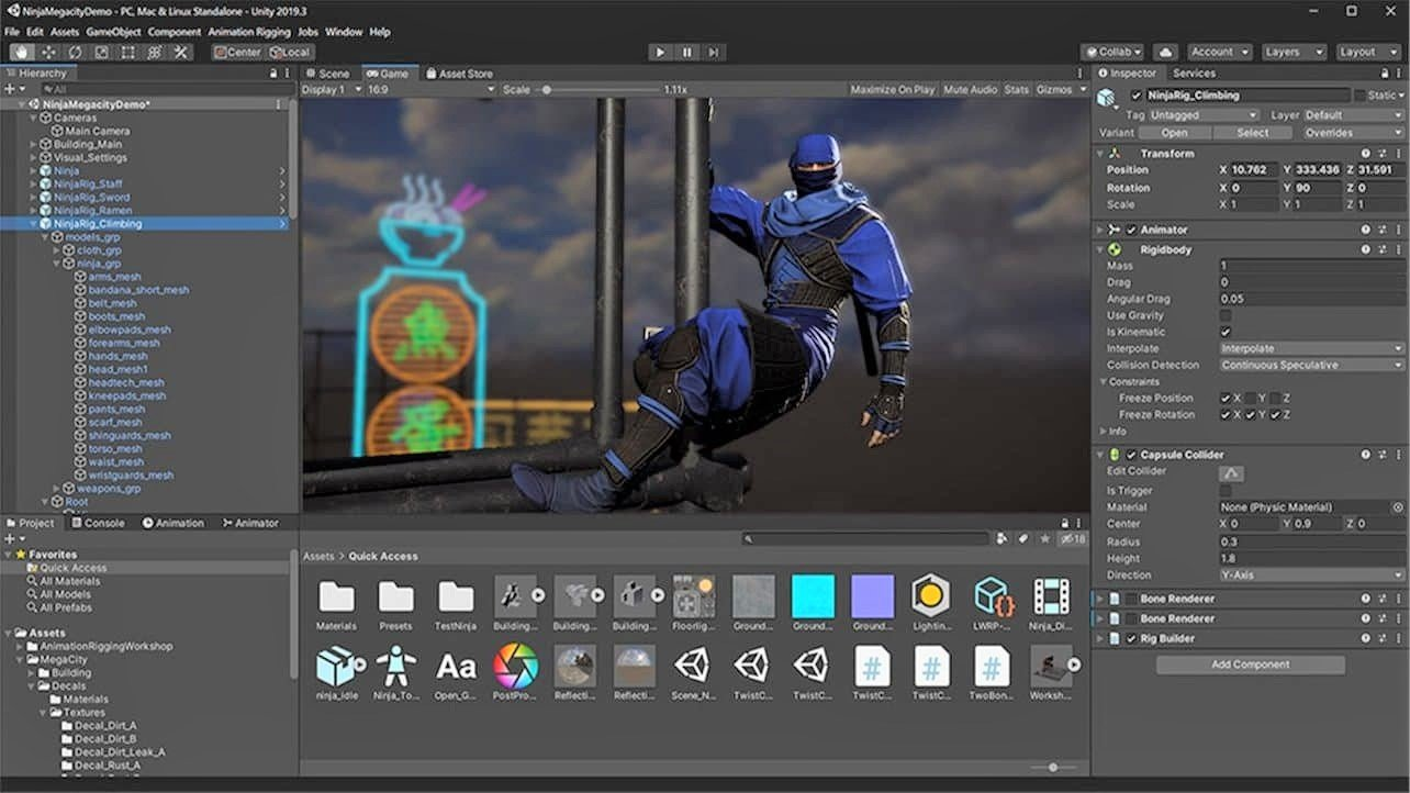 Blender to Unity: How to Import Blender Models in Unity | All3DP